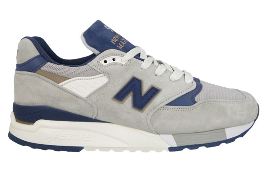 "Herren Schuhe sneakers New Balance Made in USA ""Explore by Sea"" M998CSEF"