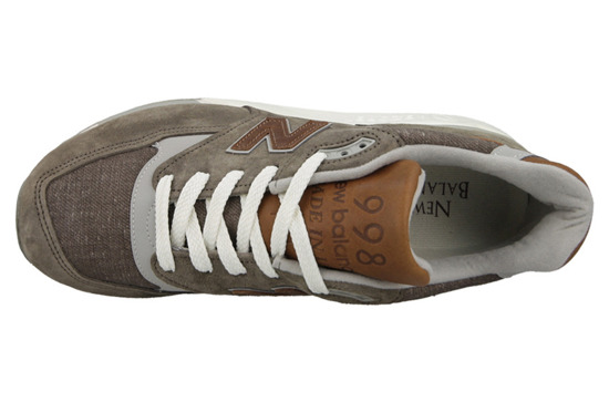 "Herren Schuhe sneakers New Balance Made in USA ""Explore by Sea"" M998DBOA"