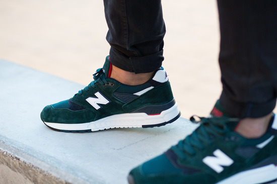 Herren Schuhe sneakers New Balance Made in USA M998CHI
