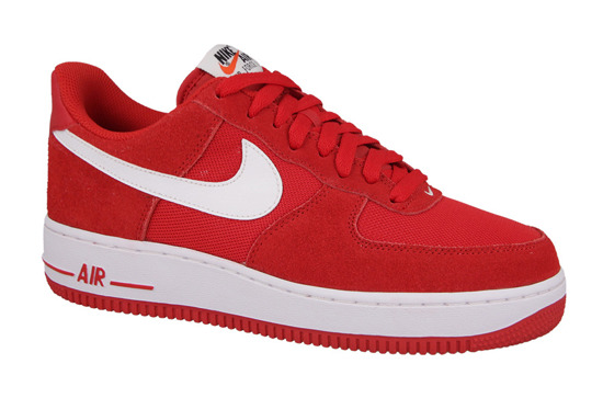Herren Schuhe sneakers Nike Air Force 1 '07 Low 820266 601