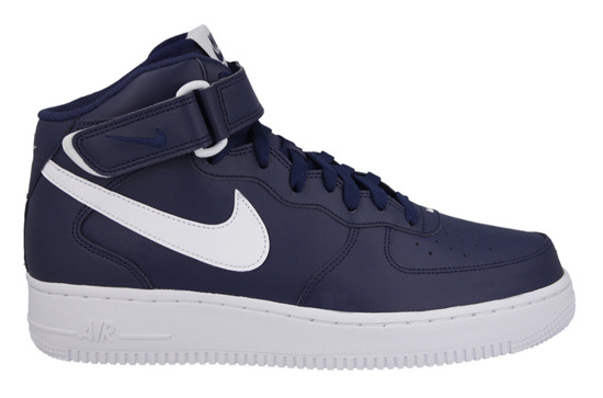 Herren Schuhe sneakers Nike Air Force 1 Mid '07 315123 407