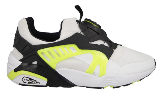 Herren Schuhe sneakers Puma Disc Blaze Electric 361409 02