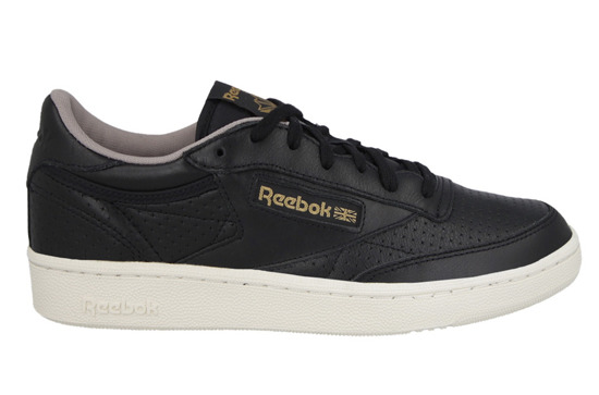 Herren Schuhe sneakers Reebok Club C 85 Perforated V68490