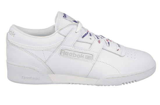 Herren Schuhe sneakers Reebok Workout Lo Clean AQ9976