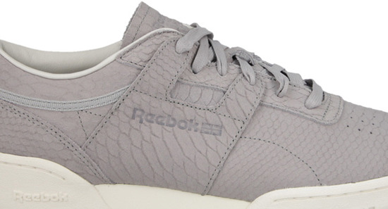 Herren Schuhe sneakers Reebok Workout Lo Clean Luxe V69682