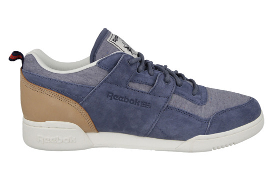 Herren Schuhe sneakers Reebok Workout Plus Fleck AQ9725