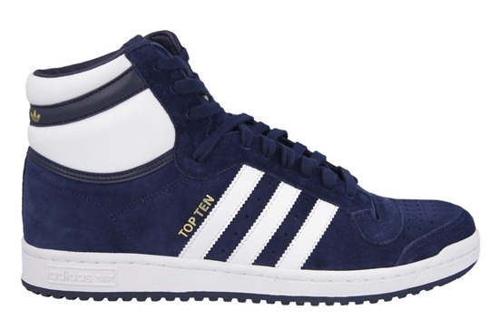 Herren Schuhe sneakers adidas Originals Top Ten Hi F37661