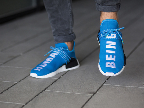 "Herren Schuhe sneakers adidas Originals x Pharrell Williams ""Human Race"" NMD BB0618"