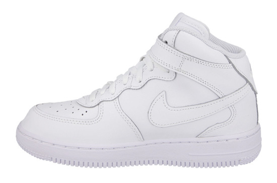 KINDER SCHUHE SNEAKERS NIKE FORCE 1 MID (PS) 314196 113