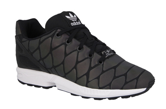 Kinder Schuhe sneakers adidas Zx Flux Xenopeltis S78649