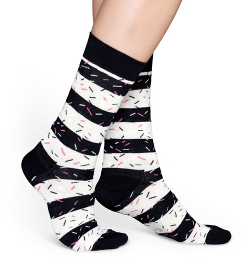 Socken Happy Socks STR01 9000