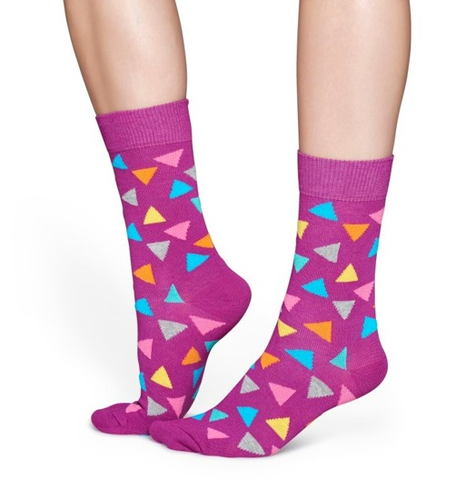 Socken Happy Socks TRI01 5000