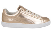 Damen Schuhe sneakers Puma Basket Metallic 362057 01