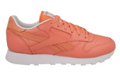 Damen Schuhe sneakers Reebok Classic Leather Seasonal II AR2805