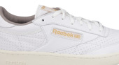 Damen Schuhe sneakers Reebok Club C 85 Perforated V68489