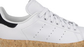 Damen Schuhe sneakers addias Originals Stan Smith Luxe S78907