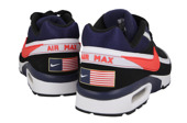 "Herren Schuhe sneakers Nike Air Max BW Premium USA ""Olympic Pack"" 819523 064"