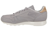 Herren Schuhe sneakers Reebok Classic Leather Clean Luxe V69680