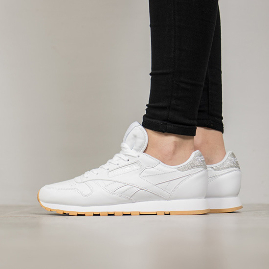 Damen Schuhe sneakers Reebok Classic Leather