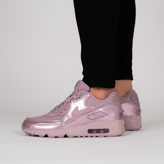 Nike Air Max 90 SE Leather GS