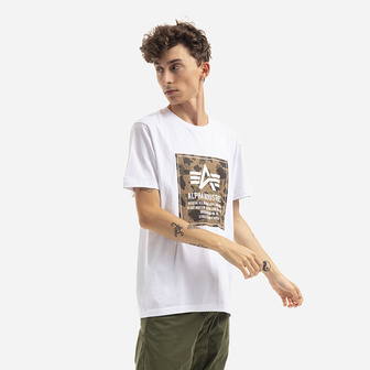 Alpha Industries Camo Block T 198504 09