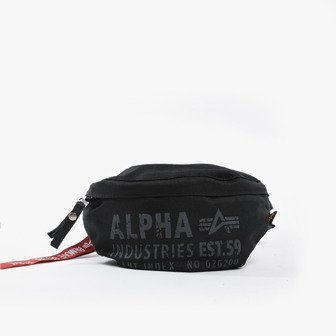Alpha Industries Cargo Oxford Waist Bag 101918 03