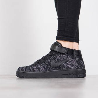 Damen Schuhe sneakers Nike Air Force 1 Flyknit 818018 002