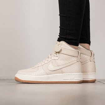 Damen Schuhe sneakers Nike Air Force 1 Hi Premium 654440 112