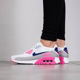 Damen Schuhe sneakers Nike Air Max 90 Ultra 2.0 Flyknit 881109 101