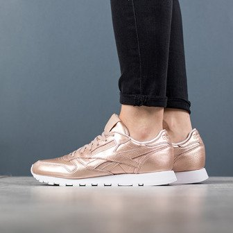 Damen Schuhe sneakers Reebok Classic Leather Melted Metal BS7897