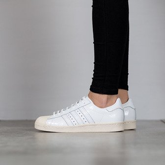 Damen Schuhe sneakers adidas Originals Superstar 80s BB2056
