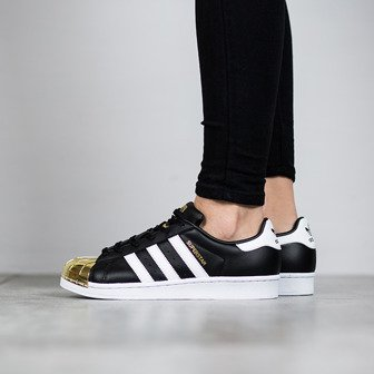 Damen Schuhe sneakers adidas Originals Superstar Metal Toe BB5115