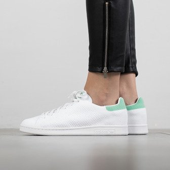 Damen Schuhe sneakers adidas Stan Smith Primeknit BZ0116