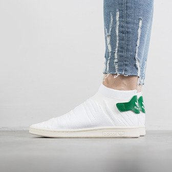 Damen Schuhe sneakers adidas Stan Smith Sock Primeknit BY9252