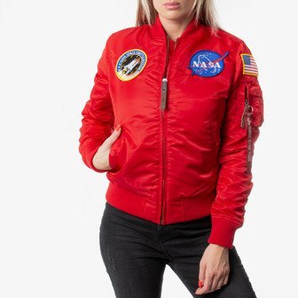 Damen jacke Alpha Industries Ma 1 Vf Nasa 168007 328