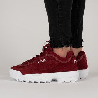 24755a64b4 Damen schuhe sneakers Fila Disruptor Low 1010304 3JW