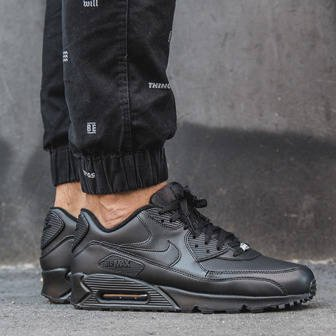 Damen Schuhe sneakers Nike Air Max 90 Premium Leather 904535