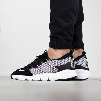 Herren Schuhe sneakers Nike Air Footscape Nm Jacquard 898007 001