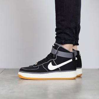Herren Schuhe sneakers Nike Air Force 1 High '07 LV8 806403 004