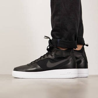 Herren Schuhe sneakers Nike Air Force 1 Ultraforce Mid 864014 001