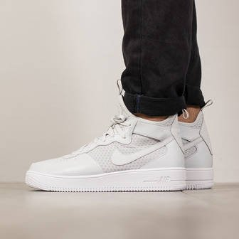 Herren Schuhe sneakers Nike Air Force 1 Ultraforce Mid 864014 002