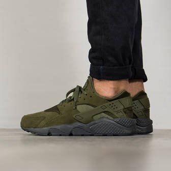 Herren Schuhe sneakers Nike Air Huarache Run 852628 301