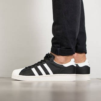 Herren Schuhe sneakers adidas Originals Superstar Boost BB0189