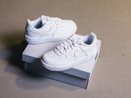 KINDER SCHUHE SNEAKERS Nike Air Force 1 (PS) 314193 117