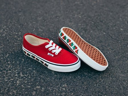 Kinder Schuhe sneakers Vans Authentic A38H3MM4