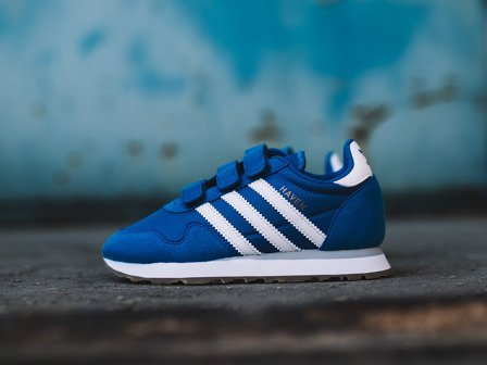"Kinder Schuhe sneakers adidas Originals Haven ""Blue"" BY9485"