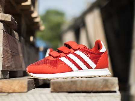 "Kinder Schuhe sneakers adidas Originals Haven ""Red"" BY9484"