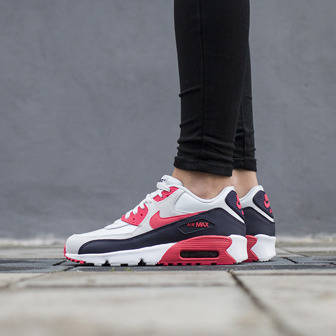 Women's Shoes sneakers Nike Air Max 90 (GS) 833376 005