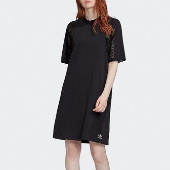 adidas Originals Lace Tee Dress FM1742