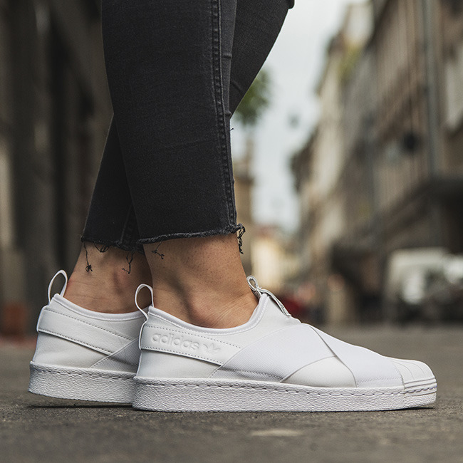 superstar adidas damen slip on
